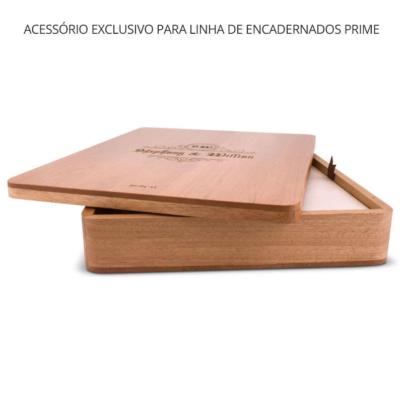 WOOD BOX - 26x37