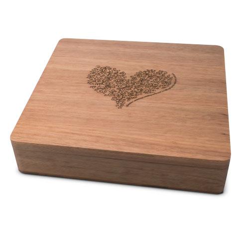 WOOD BOX - 30x30