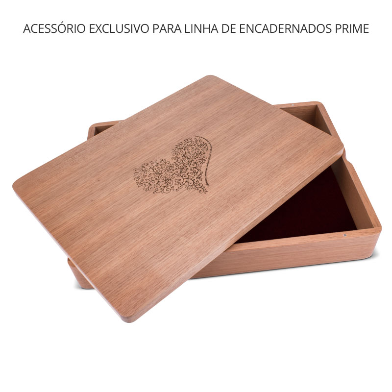 WOOD BOX - 40x29