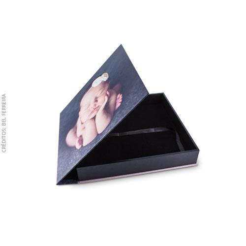 Personal Box Quadrado - 25X25